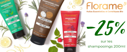 Florame Shampooing promo