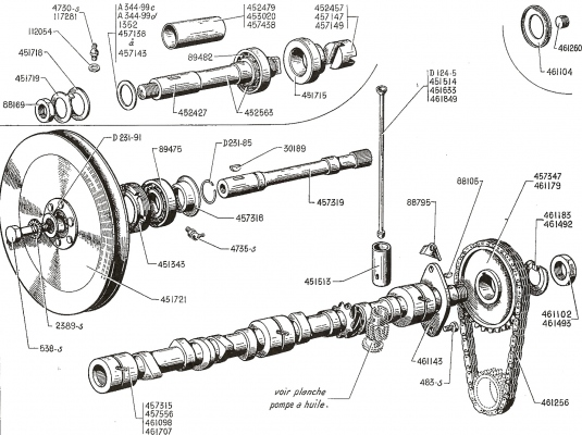 camshaft assembly