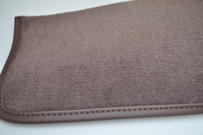 interior carpeting grey without front carpet 15 familiale (before 1952) handmade in france