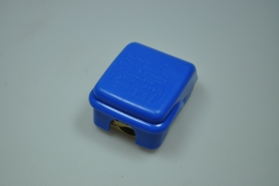 battery terminal clamp -  tightens automatically for higher security