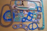 complete engine gasket set 11D