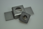 fastening nut and cage