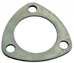 triangular exhaust gasket