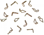 radiator shell beading clamps (set of 16)
