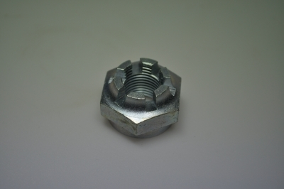lower ball joint nut