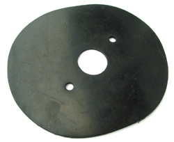steering column rubber body