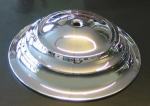 hub cap centre chrome 15/6