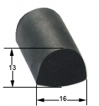 boot rubber sponge