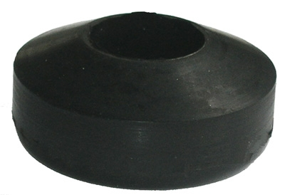 rubber washer tie rod (center)