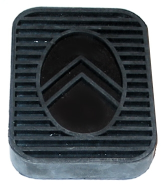 pedal rubber clutch/break