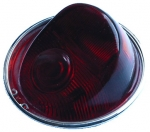 rear light complete glass (before 1952)