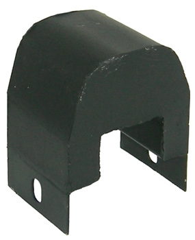 rubber bumper block rear axle