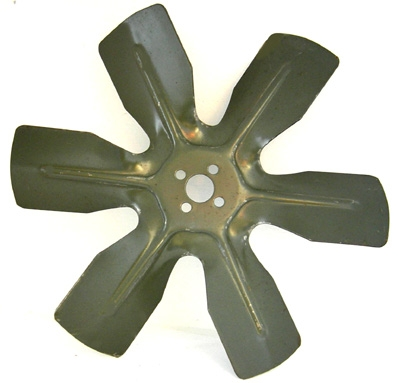fan with 6 blades