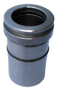 distributor housing with 2 oil seals