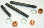 bolt for manifold fixation