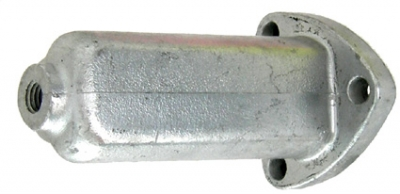 steering rack aluminium end left