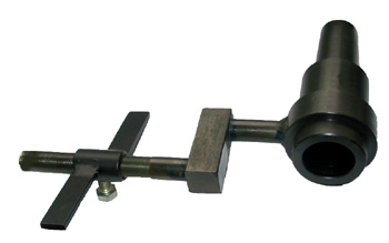 centring tool for the front brake