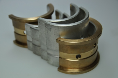 main bearing set 0.25 11D and perfo