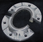 crankshaft seal ring and cord