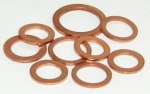 copper joint washers braking system