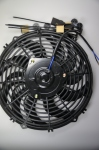 electric cooling fan 6V/12V with fixing