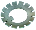 locking plate pinion nut
