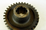 pinion 2nd gear on second shaft