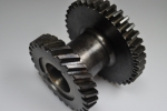 first and reverse speed layshaft pinion 26 and 39 cogs