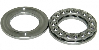 axial bearing secondary shaft