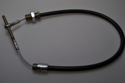 clutch operating cable BL (before 1952, length 705mm)