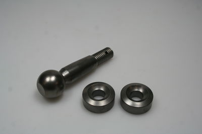 steering box ball joint with 2 cups