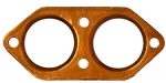 exhaust gasket double