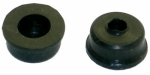 rubber seal set for wiper axle for 2 parts