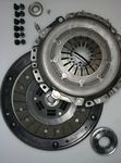 clutch set diaphragm 11CV with screws complet high quality
