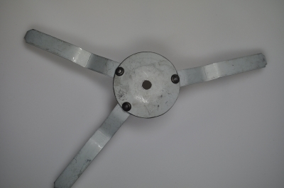 spider cap to hold the wheel (pilote)