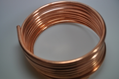 Petrol pipe set copper 5m  8mm