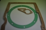 oil sump gasket sealing set