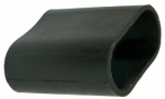 heater pipe rubber straight 15CV