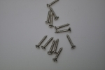 screw for bonnet sealing band ( 12 stainless steel screws)