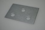 door hinge adjustment plate 0.75mm