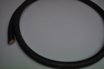 battery cable 50mm²/1m (recommended for + battery/starter)