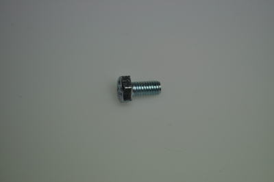 screw for wheel brake cylinder