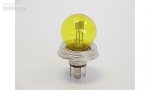 headlight bulb 12V 40/45W H4 yellow