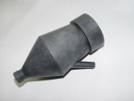 rubber gaiter for suspension cylinder