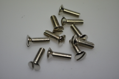 screw for outer door handle fixation (2 pieces)
