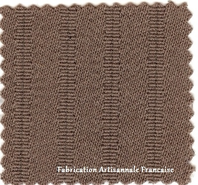 seat cover brown 7A (until april 1935) handmade in france ready to use (tube frame front seats)