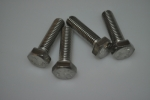 screw M8x30 stainless steel (4 pieces)