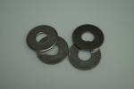 washer 8x22x1.5 for fixation (4, stainless steel)