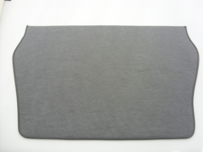 trunk carpeting grey artificial leather on wool felt 3 pieces 11 commerciale