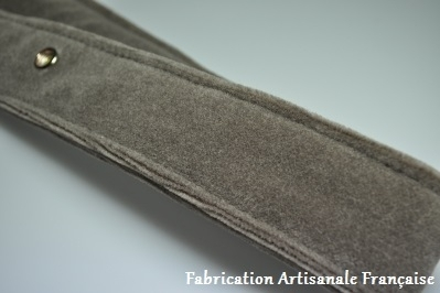 tailored strap blueish grey 52/57 for 15/6 (sold only with a complete set of seats)